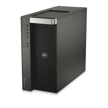 Refurbished Dell Precision T5610 PTC Creo Workstation 2x E5-2637v2 8 Cores 16 Threads 3.5Ghz 32GB 1TB M.2 SSD 2TB Quadro K4000 Win 10 Pro