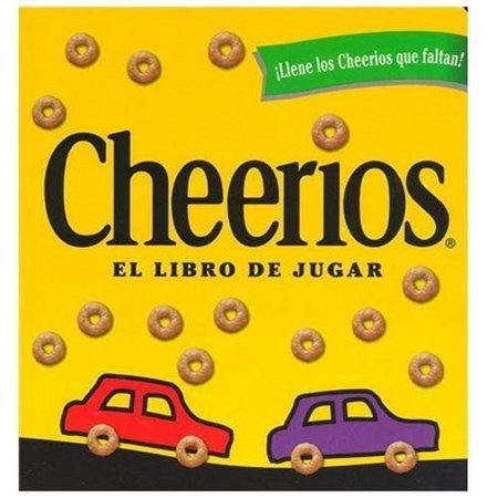 Cheerios El Libro De Jugar (Part of Cheerios) By Lee Wade - image 1 of 1
