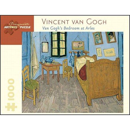 Vincent Van Gogh Bedroom Puzzle