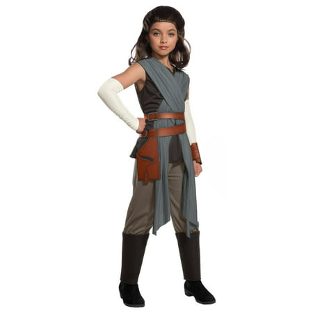 Dog Jedi Costume (Star Wars Episode VIII - The Last Jedi Deluxe Girl's Rey)