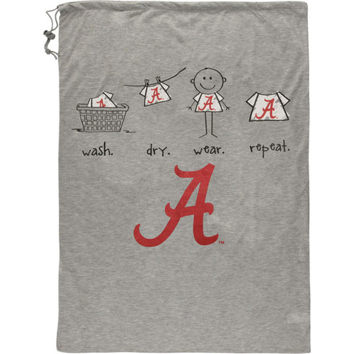 NCAA - Alabama Crimson Tide Laundry Bag