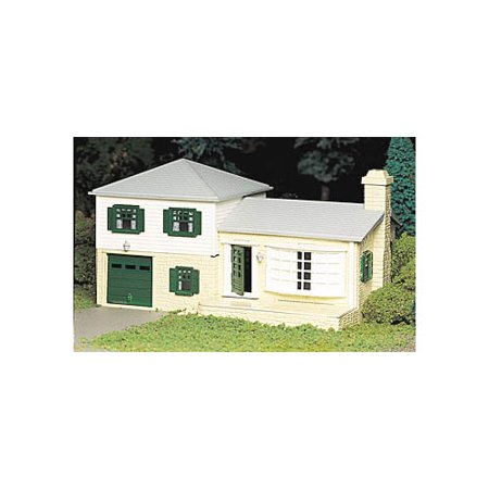 45607 two story split level house kit o for Split level kit homes