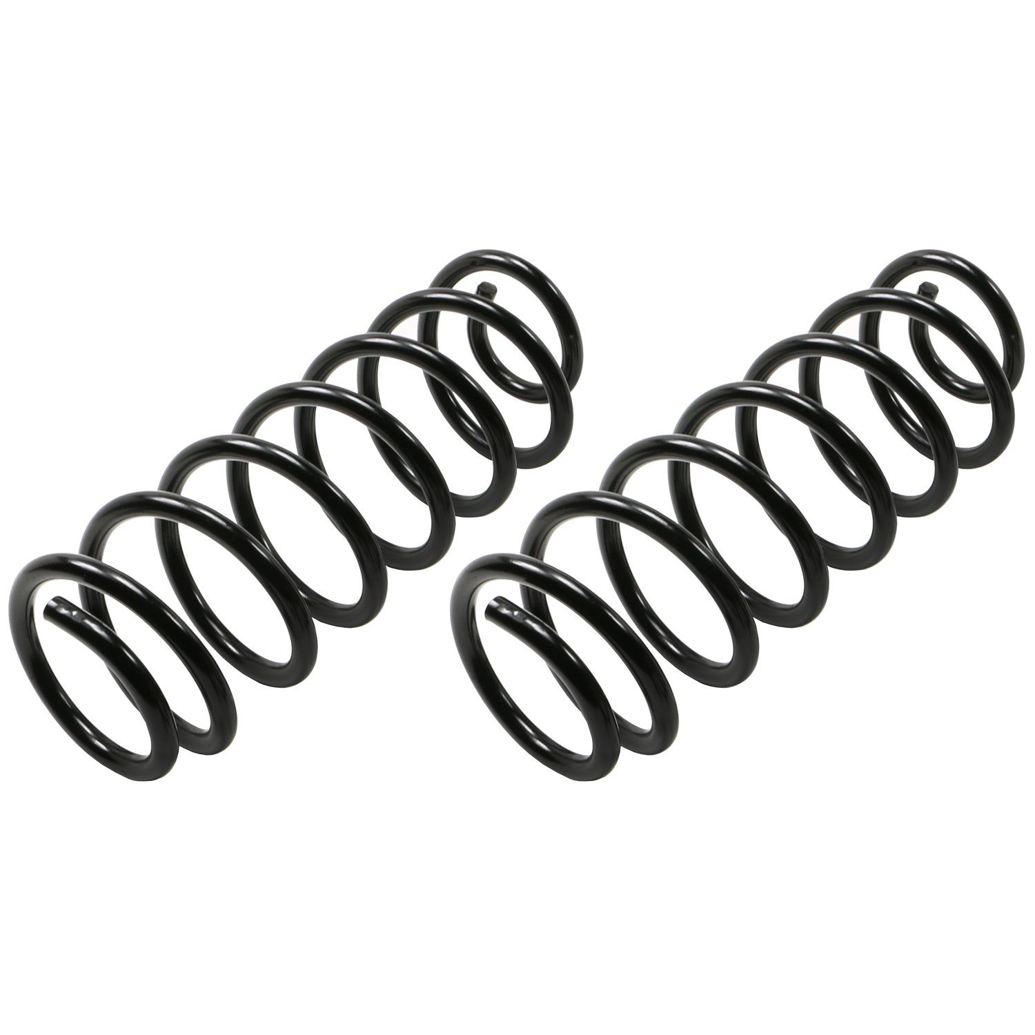 Moog 81671 Coil Spring Set for Ford Fusion, Mercury Milan