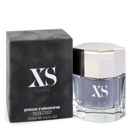XS by Paco Rabanne - Men - Eau De Toilette Spray 3.4 oz