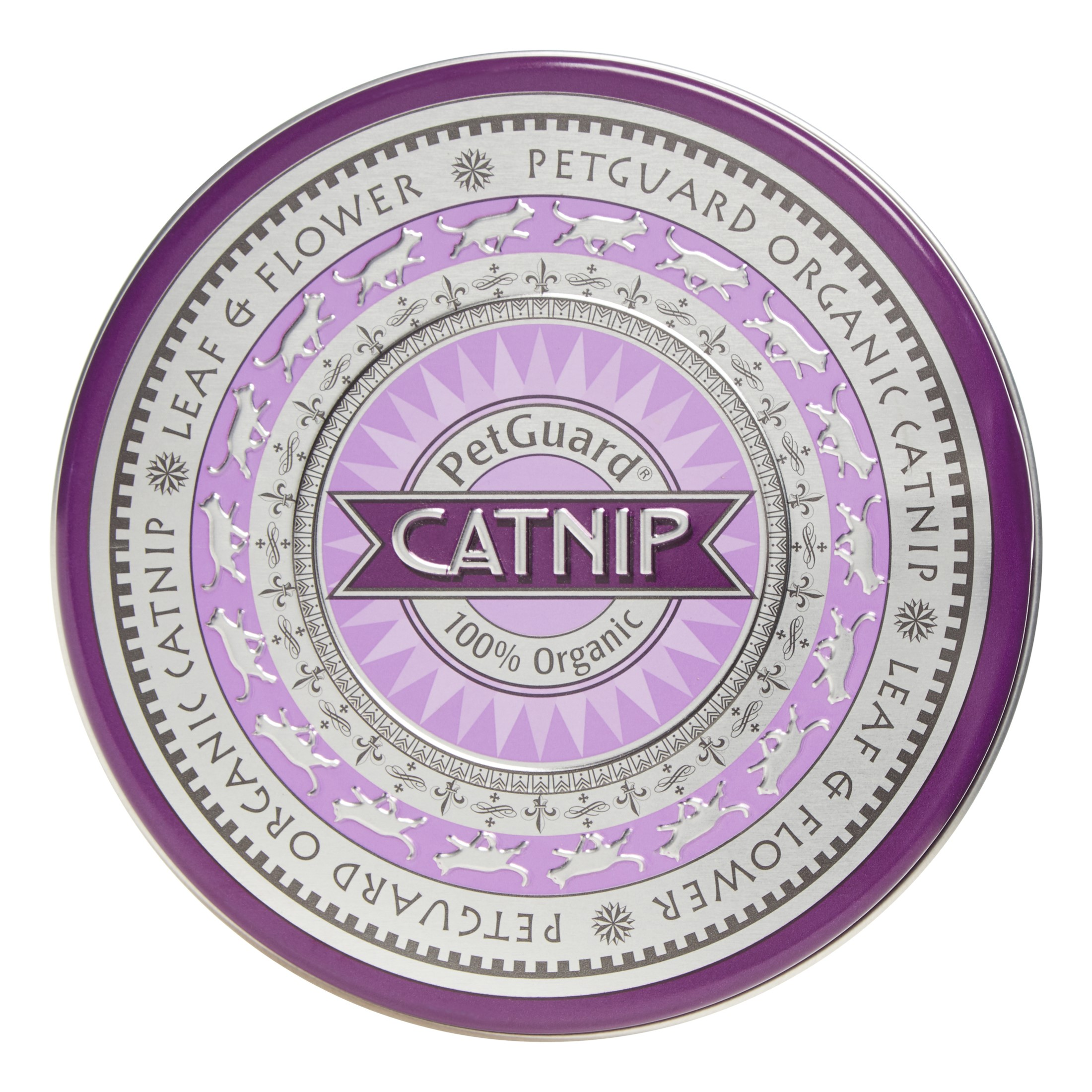 PetGuard Organic Catnip Dry Cat Treat, 1.5 oz by Pet Guard