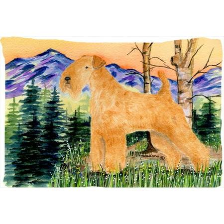20.5 x 30 in. Lakeland Terrier Moisture Wicking Fabric Standard Pillowcase - image 1 de 1