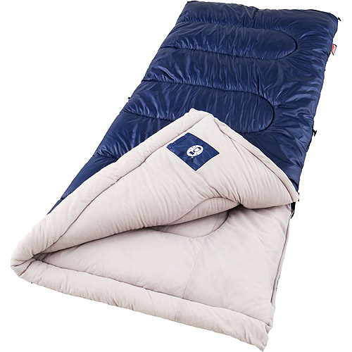 Coleman Brazos 30-Degree Sleeping Bag by COLEMAN
