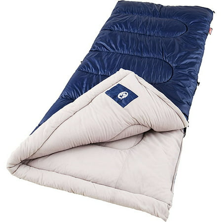 Coleman Brazos 30-Degree Sleeping - New England Patriots Sleeping Bag