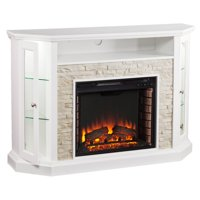 Southern Enterprises Redden Convertible Electric Media Fireplace