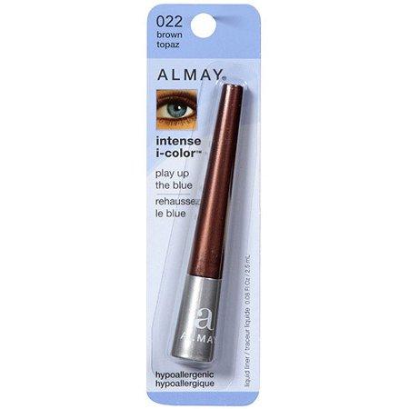 Almay Intense I-Liquide Couleur des yeux Liner, 022 Brown Topaz, 0,08 fl oz