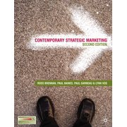 Contemporary Strategic Marketing - eBook