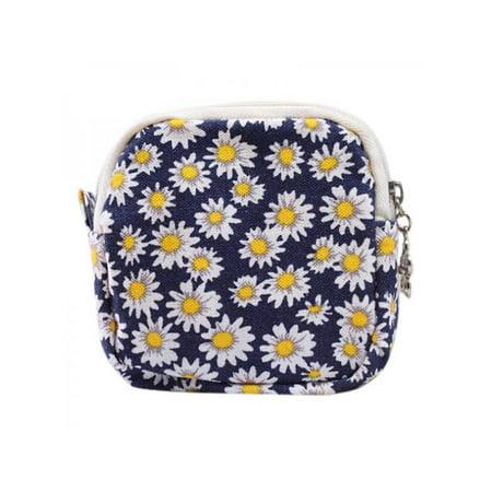 Topumt Sanitary Towel Napkin Pad Tampon Purse Holder Case Bag Organizer Pouch ()
