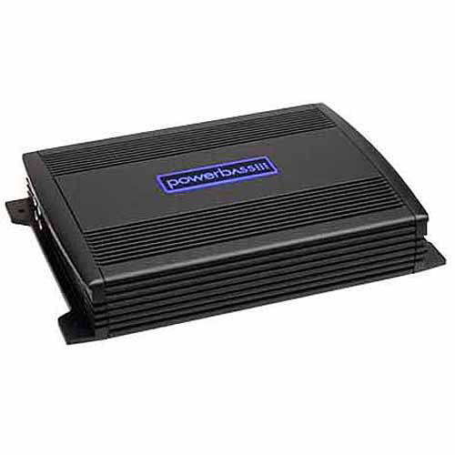 PowerBass ASA3 400.2 2-Channel Amplifier, Black