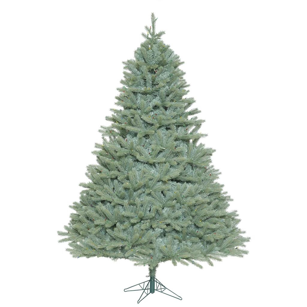 "Vickerman 408490 - 10' x 82"" Colorado Blue Spruce Tree Christmas Tree (A164785)"