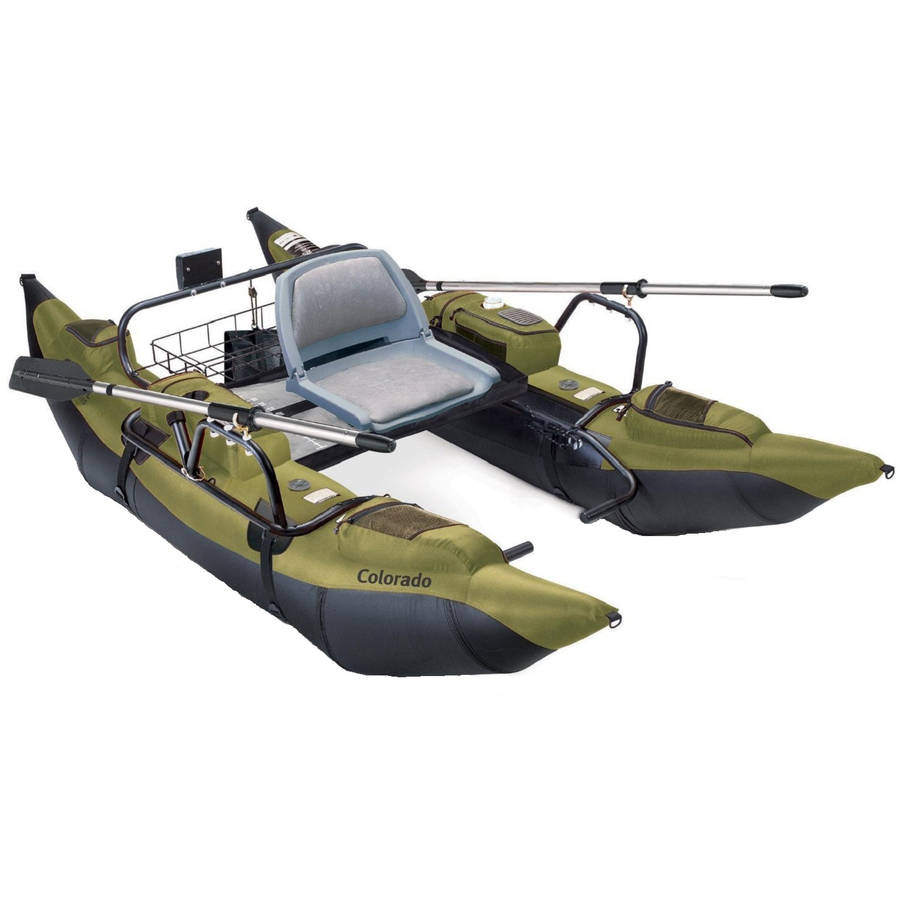 Classic Accessories 69660 Colorado Pontoon Fishing Boat