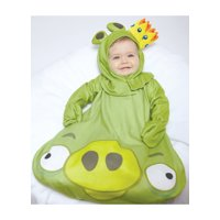 ANGRY BIRDS KING PIG INFANT0-9