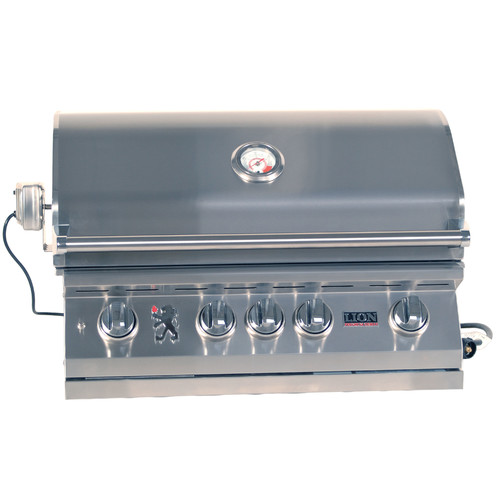 Lion Premium Grills BBQ Built-In Gas Grill