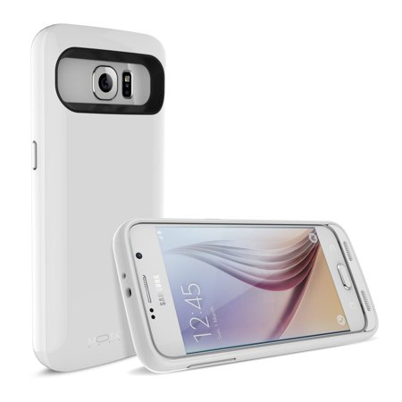 Buy Mota Samsung S6 Extended Battery Case – White, 3500 Mah – Smartphone – White (mt-sg6w) Before Too Late