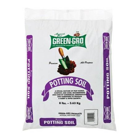 Green - Gro Potting Soil, 2 Pack