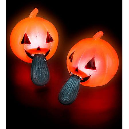Lumistick Halloween Light-up Pumpkin Slingshot (Halloween Office Ecards)