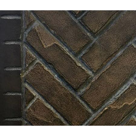 Outdoor Lifestyles ODFORTG-IH Herringbone Brick Refractory - Herringbone Brick Liner Kit