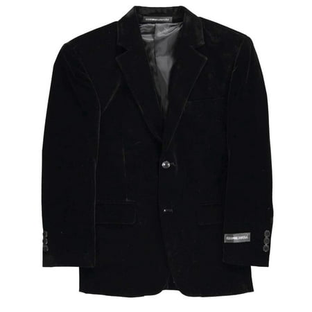 Kids World Boys' Velvet Blazer