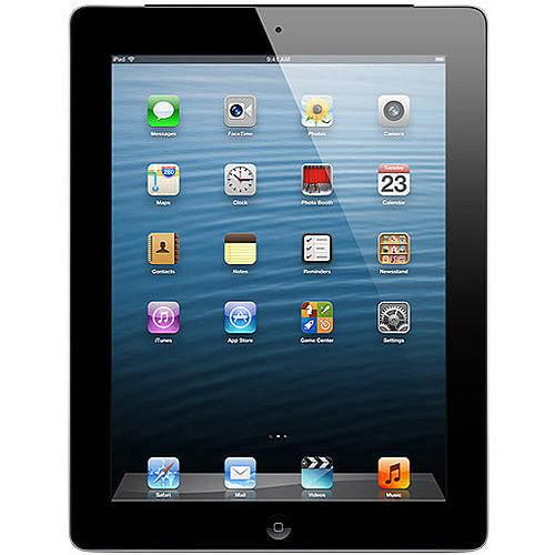 Apple iPad with Retina display 128GB Wi-Fi + AT Refurbished