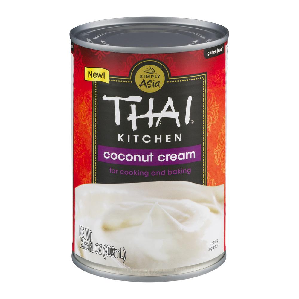 Thai Kitchen Coconut Cream thai kitchen coconut cream, 13.66 oz - walmart