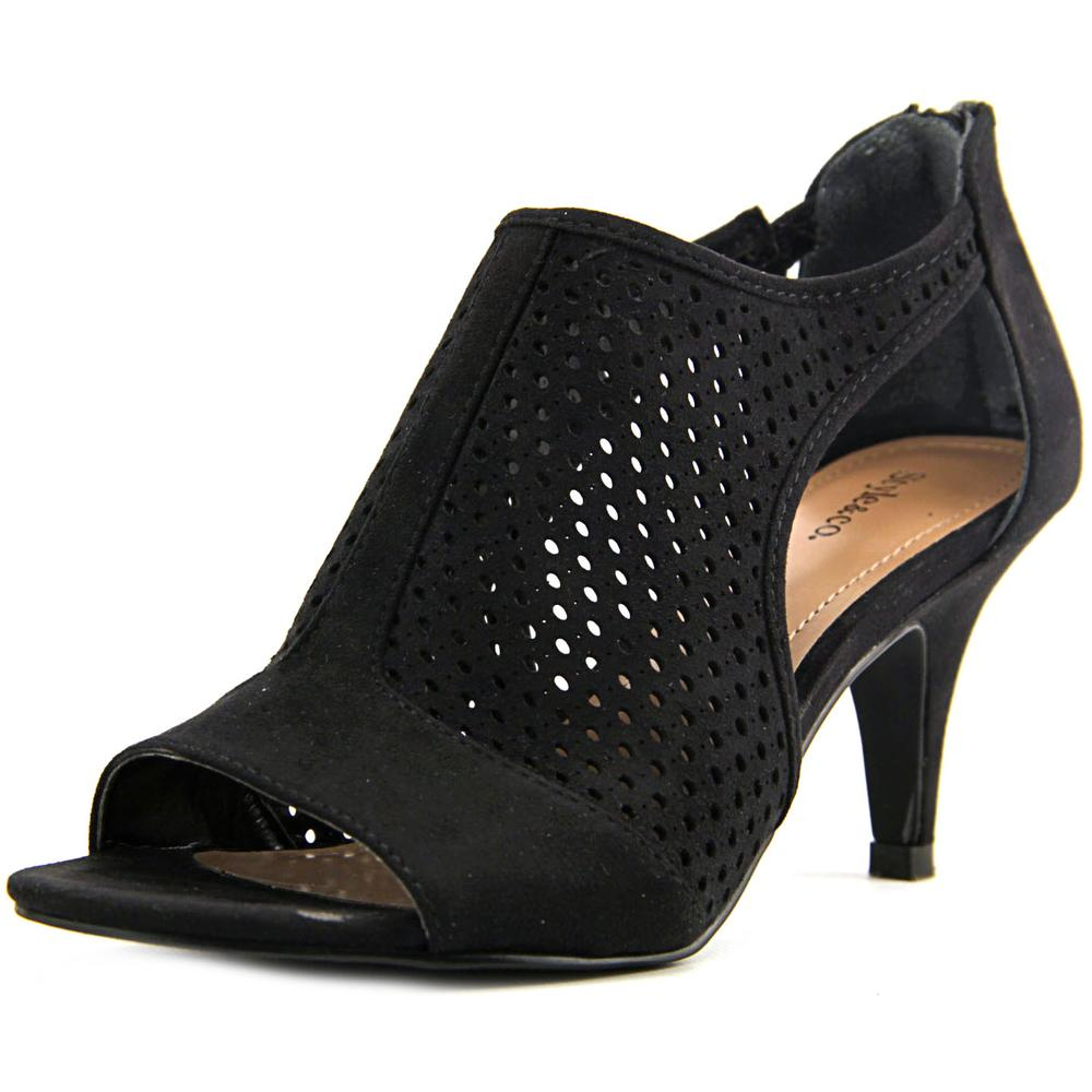 Style & Co Helaine   Open-Toe Synthetic  Bootie
