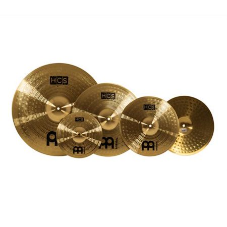 "Meinl Cymbals HCS Cymbal Pack with Free 10"" Splash"