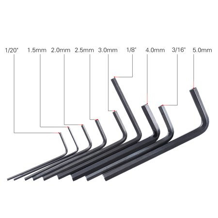 9pcs Guitar Bass Neck Bridge Screw Truss Rod Adjustment Wrench Set Repair - Guitar Truss Rod Adjustment