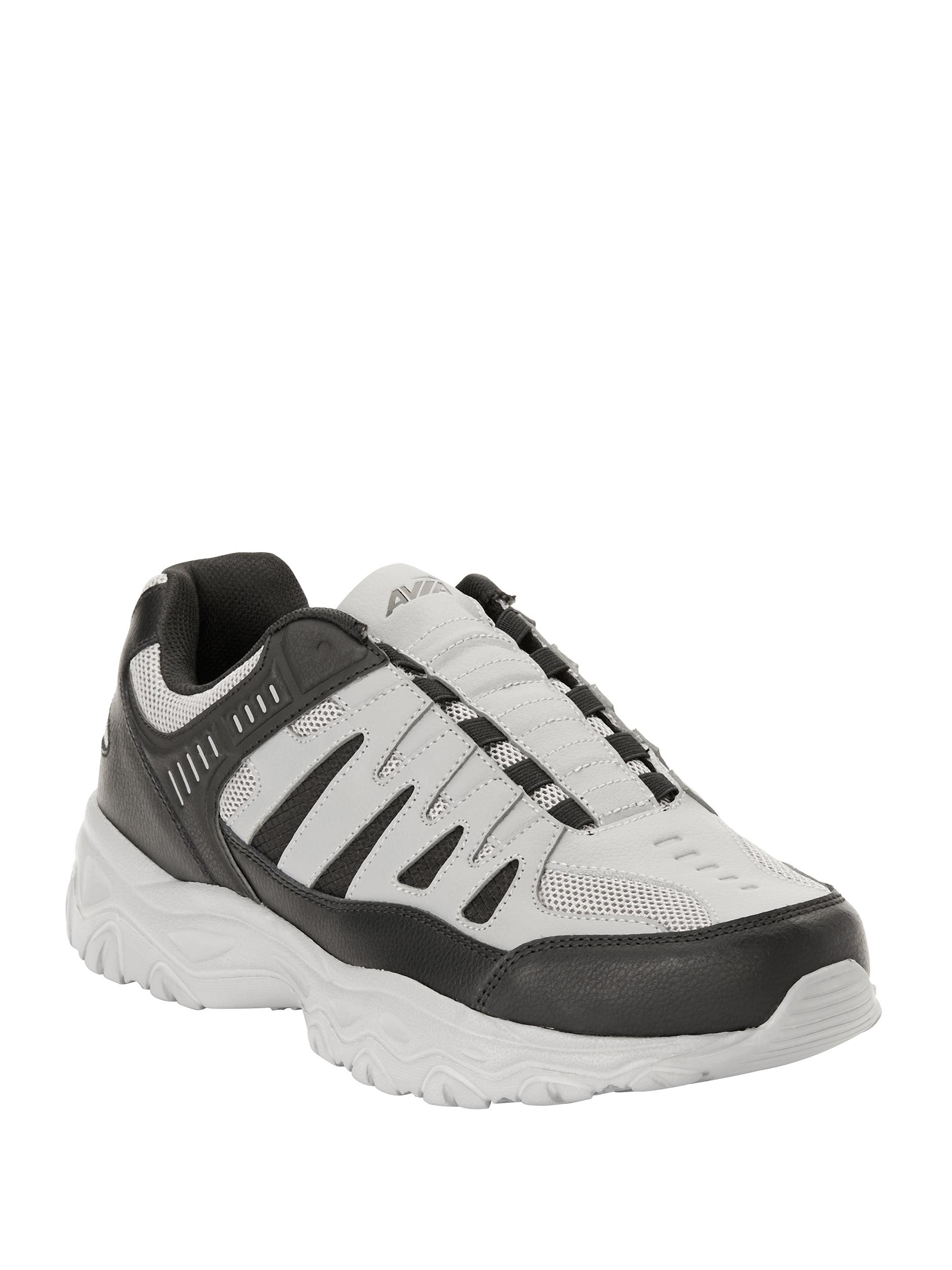 Wide Width Slip-On Walking Shoe