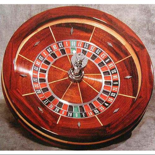 professional roulette wheel