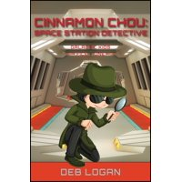 Cinnamon Chou: Space Station Detective - eBook