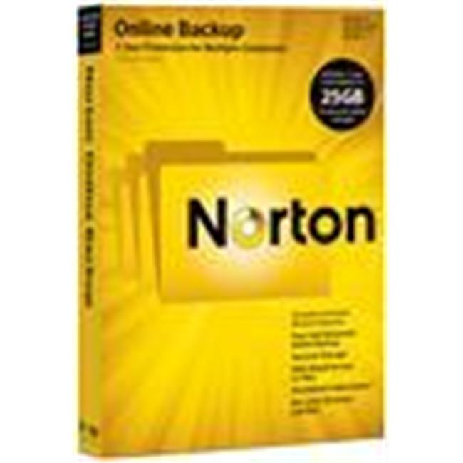 Norton Cloud Backup™ for Windows PCs - 1 Year Subscription