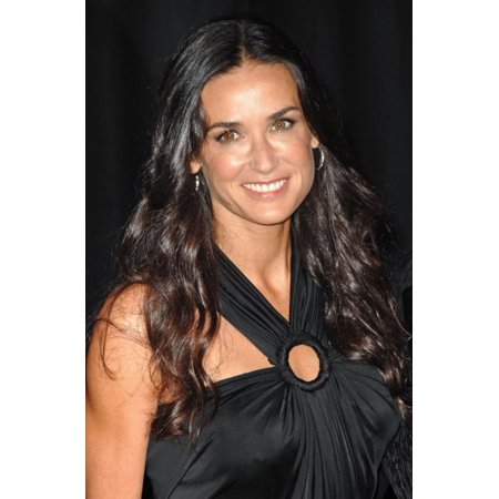 Demi Moore At Arrivals For Rodeo Drive Walk Of Style Awards Ceremony Honoring Princess Grace Rodeo Drive Beverly Hills Ca October 22 2009 Photo By Dee CerconeEverett Collection Celebrity