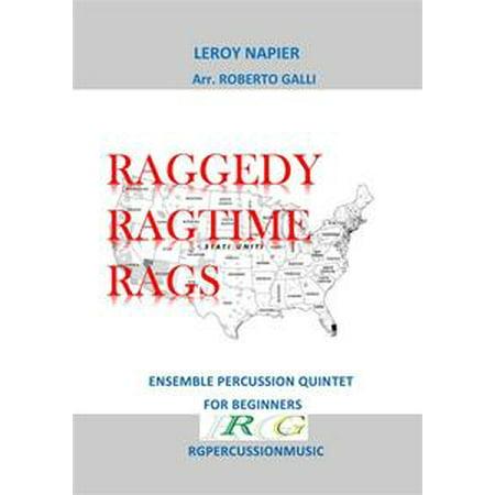 Raggedy Ragtime Rags - eBook - Ragtime Rag