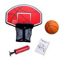 Exacme Trampoline Basketball Hoop Game Play Sport(oRANGE)