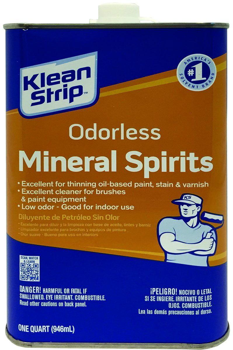 Mineral Spirits Qt Walmart Com