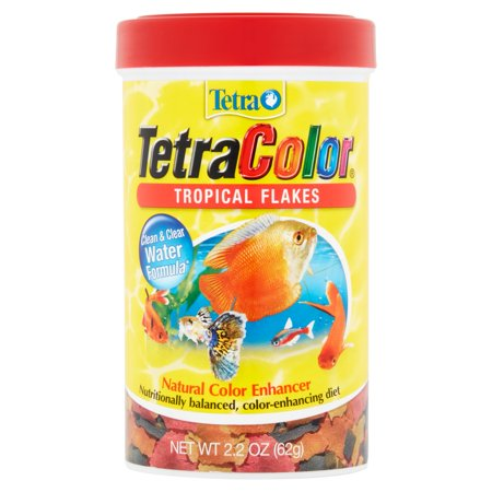 Tetra tetracolor natural color enhancing tropical fish for Walmart fish food
