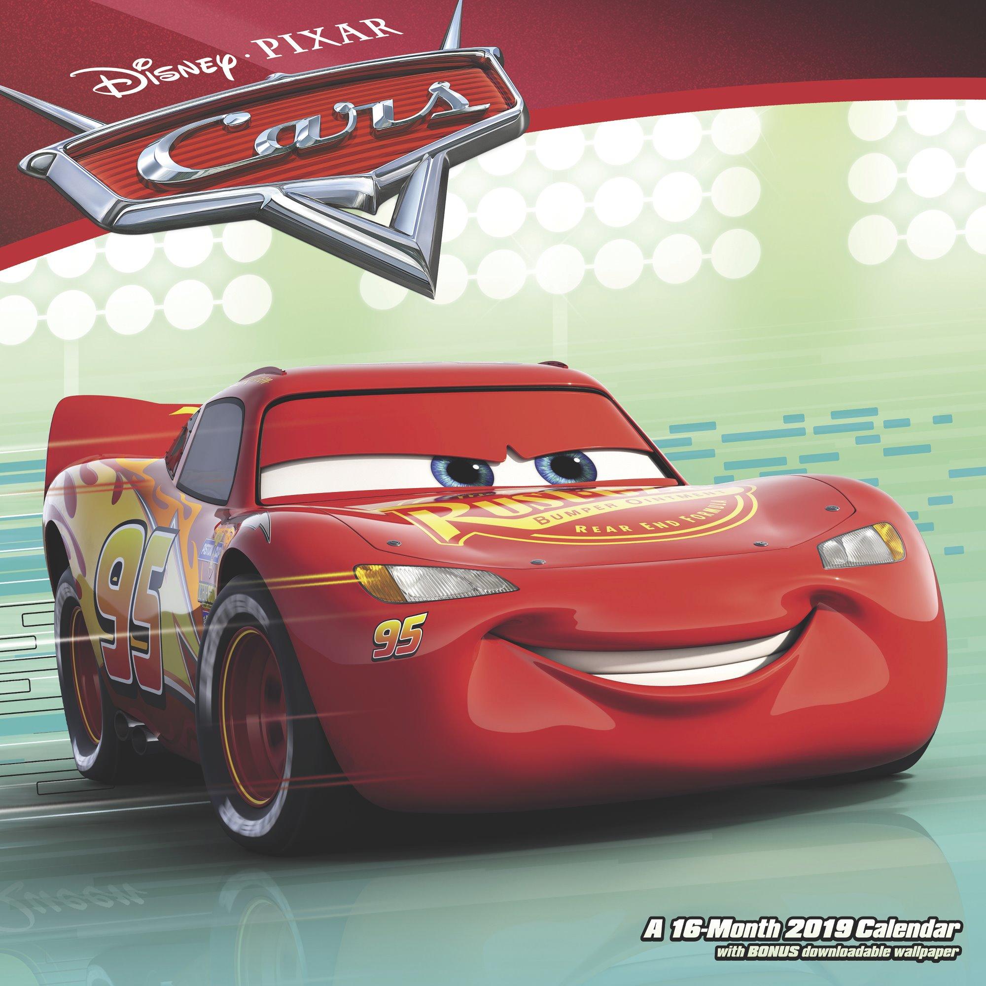 Mead Disney Pixar Cars Calendar - Disney