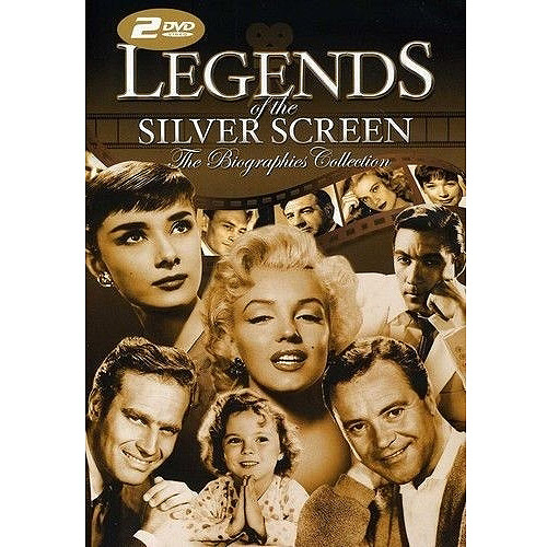 Legends Of The Silver Screen: The Biographies Collection (Widescreen)