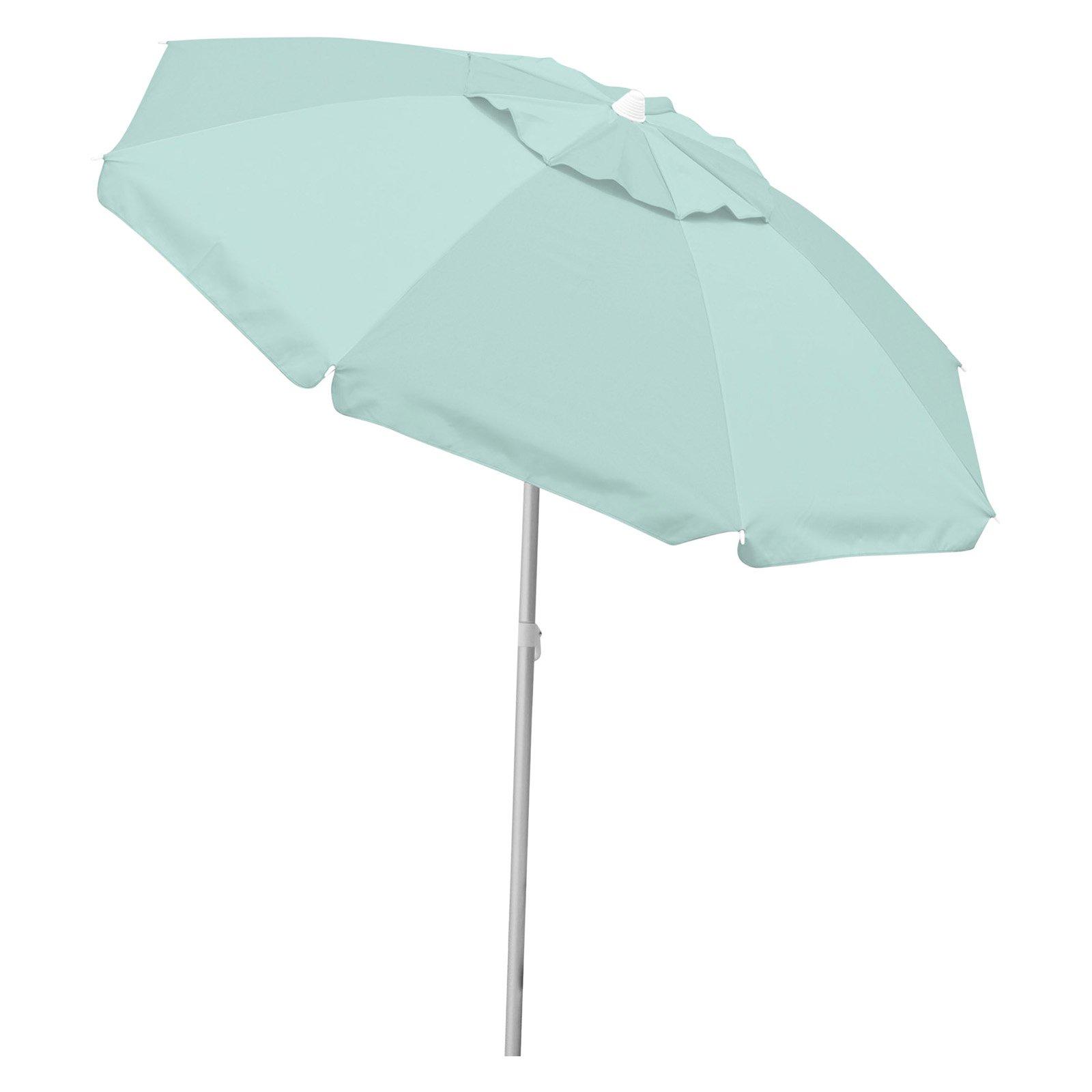 Caribbean Joe 6.5 Ft Beach Umbrella With UV by Supplier Generic