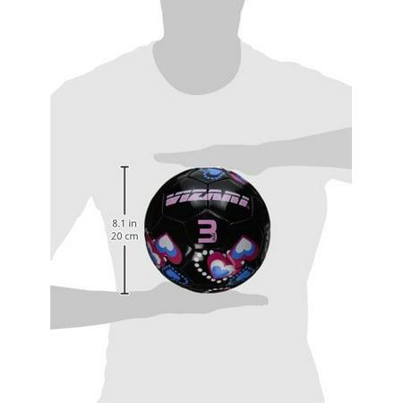 Retro Hearts Ball size 4