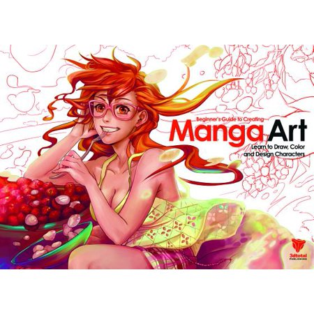 Beginner's Guide to Creating Manga Art : Learn to Draw, Color and Design Characters ()