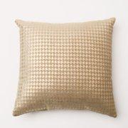 Best Home Fashion, Inc. Houndstooth Throw Pillow Cover