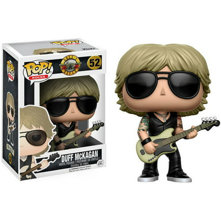 Rose Pop (FUNKO POP! ROCKS: MUSIC - GUNS N ROSES DUFF MCKAGAN)