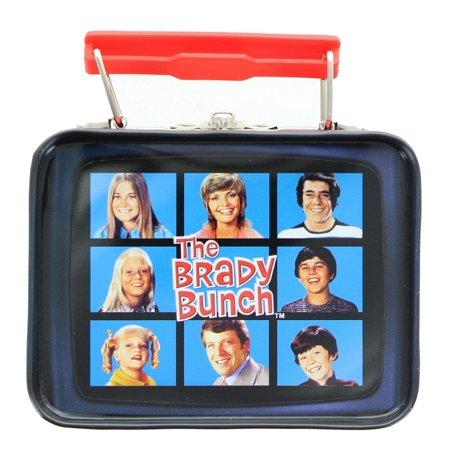 Retro TV Teeny Tin Lunch Box, 1 Random Design