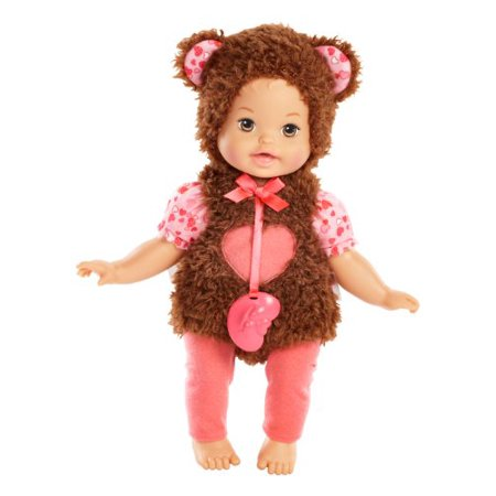 Little Mommy Dress Up Cutie Bear Doll for $<!---->