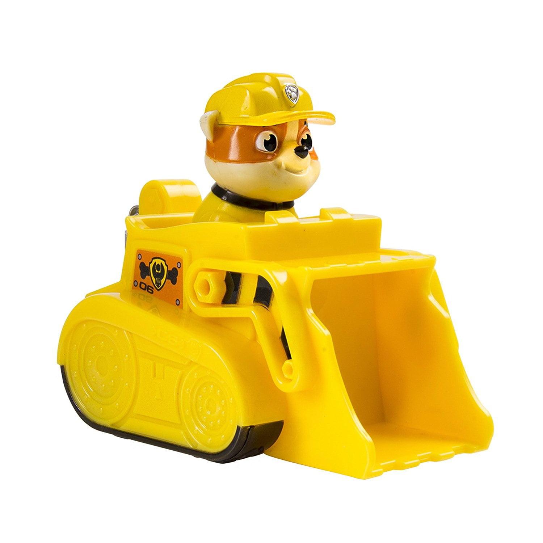 Paw Patrol Rescue Racers - Rubble